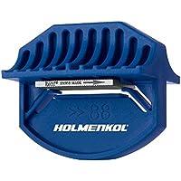 """Holmenkol Ergo Easy 88 ° / 89 °. Afilador de borde con archivo """"Icecut"""", dispositivo de bolsillo, esquí, snowboard"""