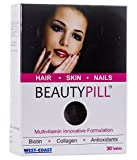 West Coast BeautyPill Biotin + Collagen ...