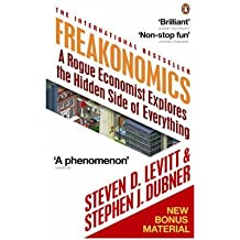 [Freakonomics] [by: Steven D. Levitt]