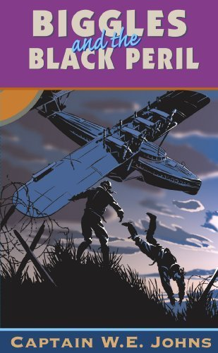 Biggles and the Black Peril (Red Fox Older Fiction) by W.E. JOHNS (2004) Paperback