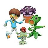 Plants vs Zombies MAY168245, Garden Warfare 2 Select Peashooter- und Disko-Figur