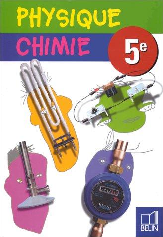 Physique - Chimie 5e par Collectif