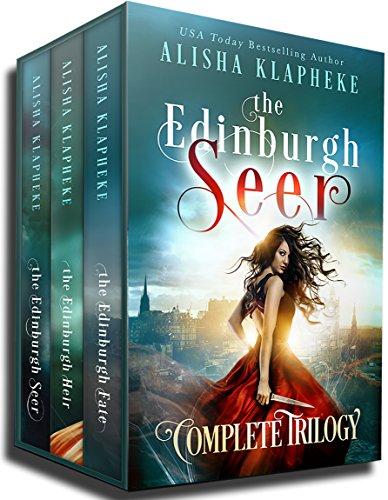 The Edinburgh Seer Complete Trilogy: A Scottish Fantasy (English Edition) par Alisha Klapheke