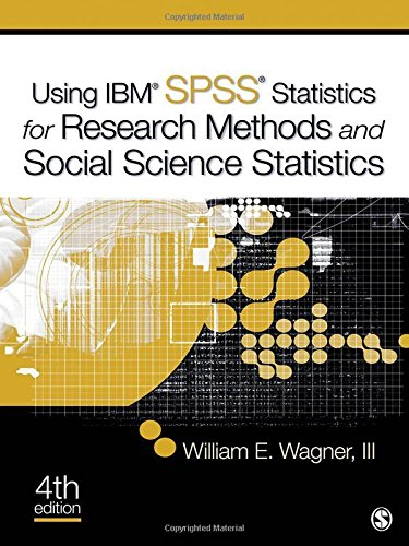 Using IBM SPSS Statistics for Research Methods and Social Science Statistics PDF Books