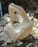 Ozeanfindling Findling Naturstein Meeresgestein Dekostein Großer Stein Quellstein Findlinge Steingarten Natursteine Hingucker Gartendeko Deko Dekoration Unikat Einzelstück Kräuterspirale Skulptur Trend