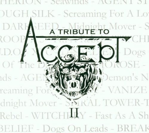 A Tribute to Accept Vol.2 (2 Direkt Shirt)