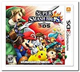 Super Smash Bros (Nintendo 3DS) (NTSC)