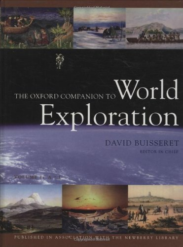 The Oxford Companion to World Exploration