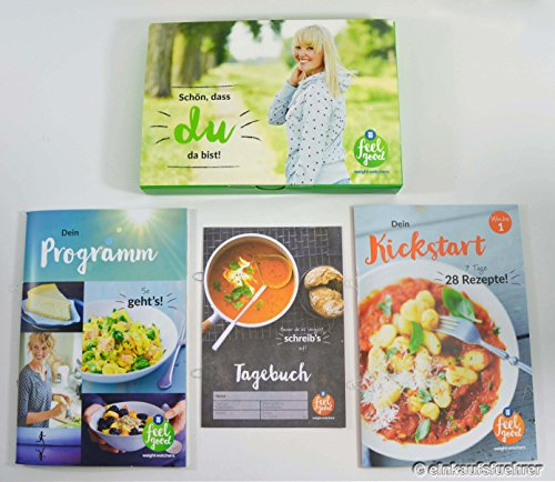 Preisvergleich Produktbild Weight Watchers Mein Start + SmartPoints Liste Sattmacher Starter Set 4tlg *2016*