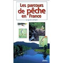 Les parcours de pêche en France