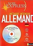 Allemand (1 livre + coffret de 4 CD)