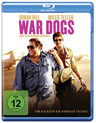 War Dogs [Blu-ray]