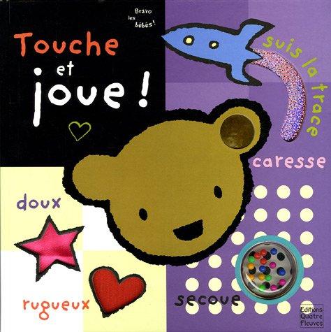 Touche et joue ! par Isabelle Barbier, Templar, Emma Dodd