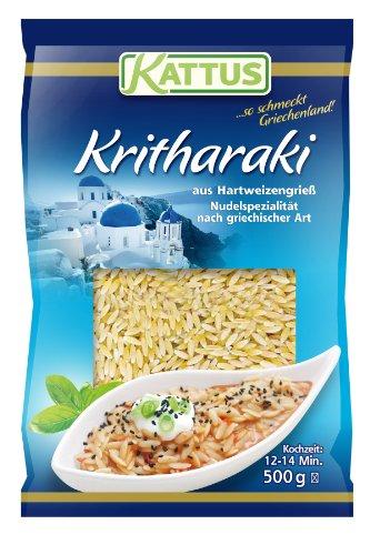 Kritharaki - Nudelspezialität nach griechischer Art, 20er Pack (20 x 500g)