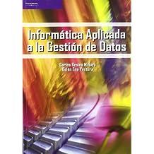 Informática aplicada a la gestión de datos