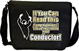 Conductor You Have Found Your - Sheet Music Document Bag Sacoche de Musique MusicaliTee