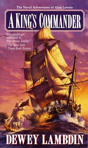 A King's Commander: A Naval Adventures of Alan