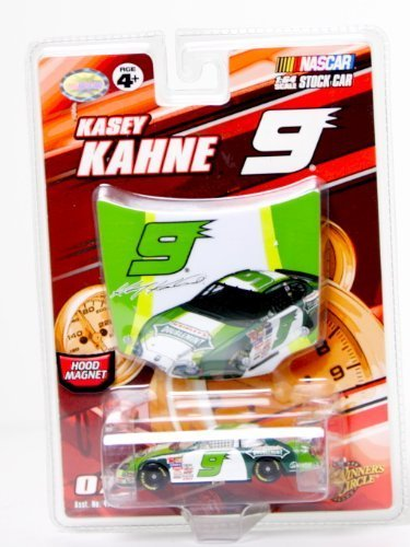 2007-limited-edition-kasey-kahne-9-dodge-charger-wrigleys-doublemint-green-white-1-64-scale-car-with