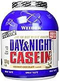 Weider, Day & Night Casein Protein, Schoko-Kokosnuss, 1er Pack  (1x 1,8 kg)