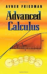 Advanced Calculus (Dover Books on Mathematics) by Avner Friedman (2007-03-15)