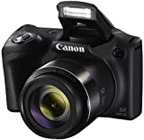 Canon Powershot 20MP Digital Camera with 42X Optical Zoom (Black)