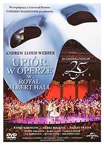 The Phantom of the Opera at the Royal Albert Hall [DVD] [Region 2] (English audio. English subtitles)