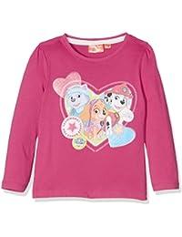 Nickelodeon PH1262, Camiseta de Manga Larga Para Niñas