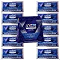 Luxe Professional Whitening Strips- 10 day supply - 10 pouches