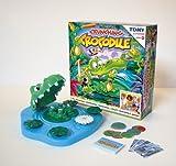 TOMY Crunching Crocodile Game