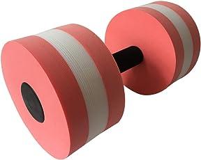 Forberesten Sport Aquatic Exercise Dumbells for Water Aerobics Fitness Swim Pool Exercise