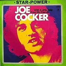 Joe Cocker - With A Little Help From My Friends - Intercord - INT 126.301, Intercord - 126.301, Cube Records - INT 126.301, Cube Records - 126.301