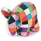 Elmer the Elephant Soft Toy