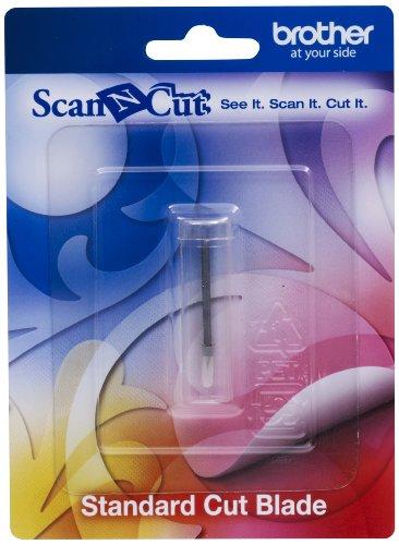 Brother CABLDP1 Scan-N-Cut Schneidmesser für Standardschnitte silber
