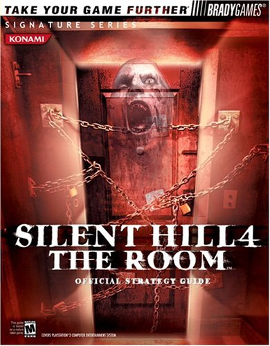 Silent Hill 4 The Room Official Strategy Guide (Brady Games) (Inglés)
