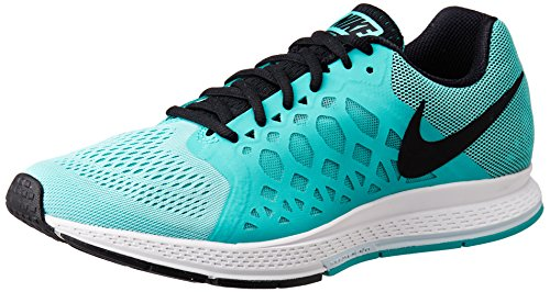 Nike - Air Zoom Pegasus 31, Sneakers da uomo Blu (light aqua/black-lt retro 405)