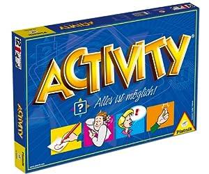 Piatnik - Activity, juego de tablero, 4 a 16 jugadores (versión en alemán)
