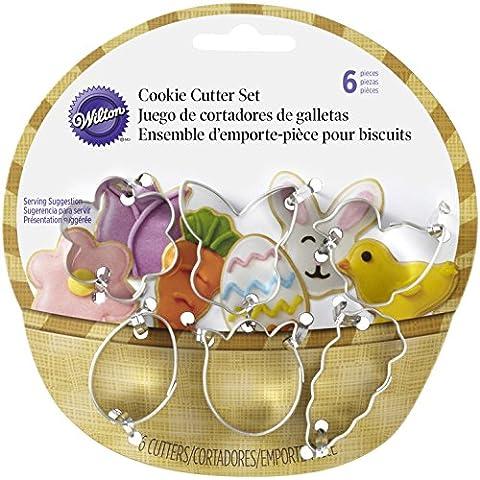 Wilton Easter Basket Mini Cookie Cutter