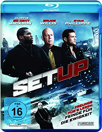 Set Up - Freunde für's Leben, Feinde für die Ewigkeit [Blu-ray] -