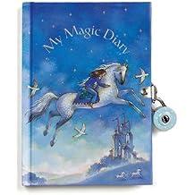 Magic Horse Lockable Diary
