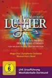 Pop-Oratorium Luther  (+ Bonus-DVD) - Mit Dieter Falk, Michael Kunze