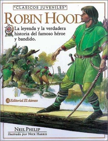 Robin Hood por Neil Philip