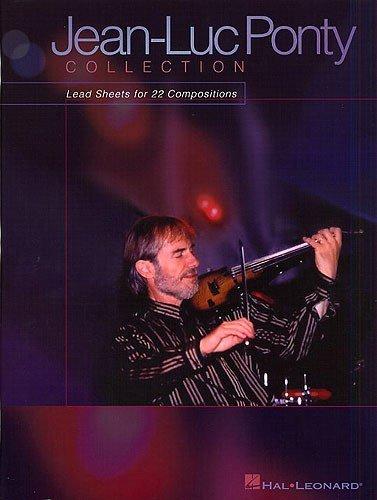 Jean-Luc Ponty Collection. Partitions pour Violon