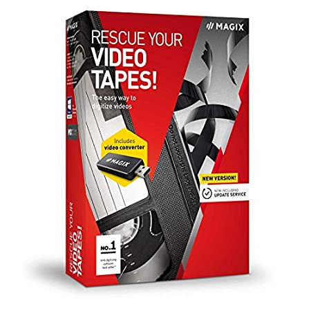 MAGIX Rescue Your Videotapes! (PC)