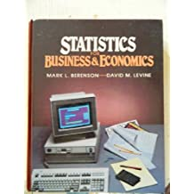 A First Course in Statistics for Business and Economics