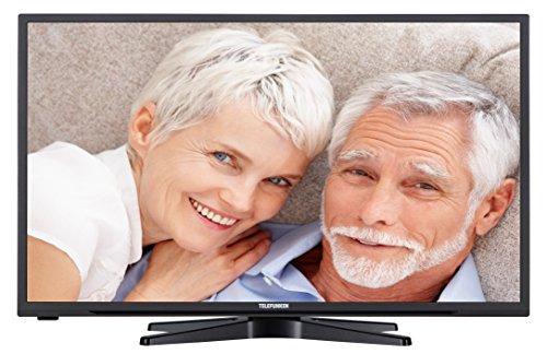 Telefunken D32H278I3 Senioren 81 cm (32 Zoll) Fernseher (HD Ready, Triple-Tuner, Komfort-Fernbedienung)