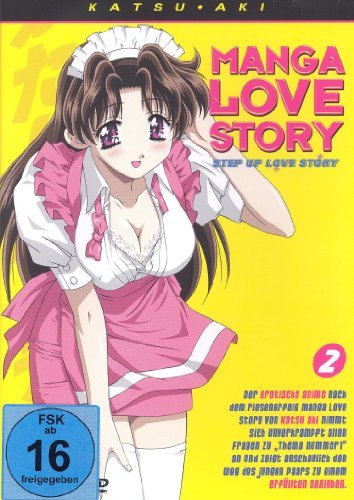 Step Up Love Story - Manga Love Story 2 [Import allemand]