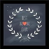 ArtzFolio Best Mom Ever - Mini Size 9.0 ...