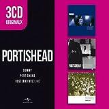 Dummy / Portishead / Pnyc Live (Coffret 3 CD)
