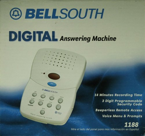 bell-south-1188-digital-remote-access-answering-machine-system-by-bellsouth