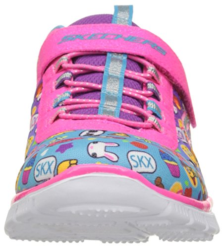 Skechers, Sneaker donna Multicolore (Multicolour)